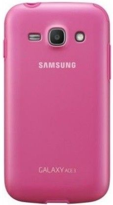 Чехол Samsung для Galaxy Ace 3 S7272 (EF-PS727BPEGWW) Pink