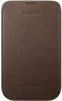 Чехол Samsung для GT-N7100 Galaxy Note II Choco Brown (EFC-1J9LCEGSTD)