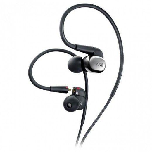 Навушники AKG N40 Silver (N40SIL)