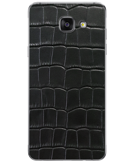 Кожаная наклейка Classic Croco  для Samsung Galaxy A5 (2016)
