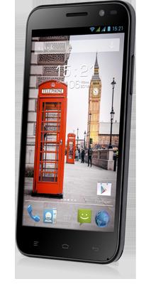 Мобильный телефон Fly IQ455 Octa Ego Art 2 Black
