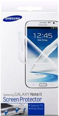 Защитная пленка Samsung для Samsung N7100 Galaxy Note II (ETC-G1J9WEGSTD)