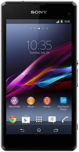 Мобильный телефон Sony D5503 Xperia Z1 Compact Black