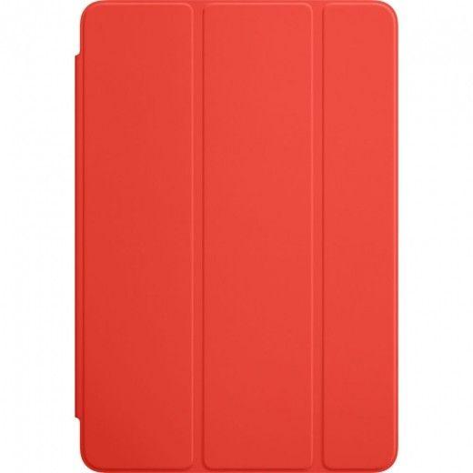 Чехол-книжка Apple Smart Cover для iPad mini 4 (MKM22ZM/A) Orange