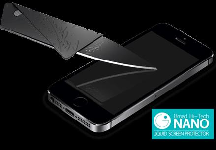Защитная пленка жидкая BeCover Broad Hi-Tech NANO универсальная для сенсорных экранов