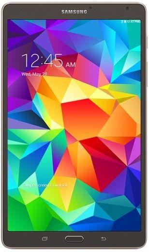 Планшет Samsung Galaxy Tab S 8.4 16GB Titanium Bronze (SM-T700NTSASEK)