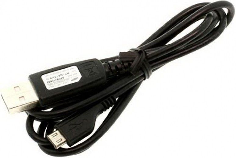 Кабель синхронизации Samsung USB 2.0 (AM/ microB) Black (APCBU10BBECSTD)