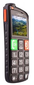 Мобильный телефон Sigma mobile Comfort 50 Light Dual SIM Black