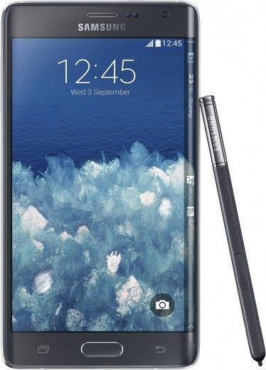 Мобильный телефон Samsung GALAXY Note Edge N915F Charcoal Black
