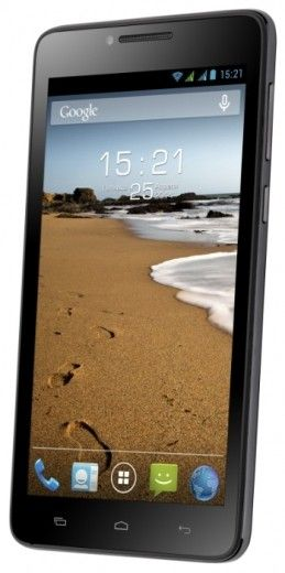 Мобильный телефон Fly IQ4601 ERA Style 2 Black