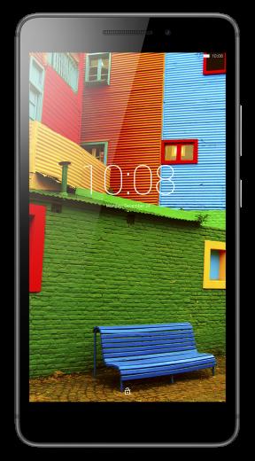 Фаблет Lenovo Phab Plus PB1-770M 32GB LTE Gunmetal Grey (ZA070002UA)