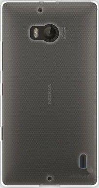Чехол GlobalCase TPU Extra Slim case для Nokia Lumia 730 White