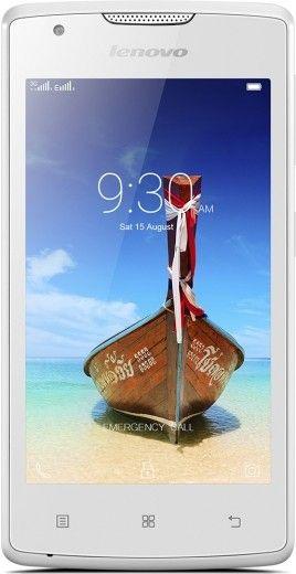 Мобильный телефон Lenovo A1000 White