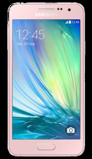 Мобильный телефон Samsung Galaxy A3 SM-A300H Pink