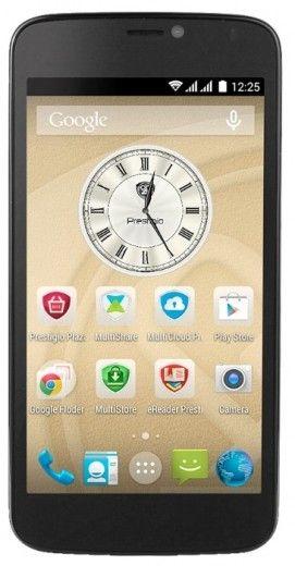 Мобильный телефон Prestigio MultiPhone 3502 Duo Black