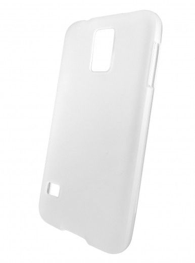 Чехол GlobalCase (TPU) для Samsung S5 White