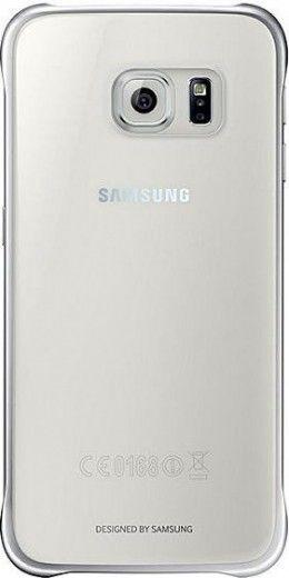 Накладка Samsung Zero для Samsung Galaxy S6 Silver (EF-QG920BSEGRU)
