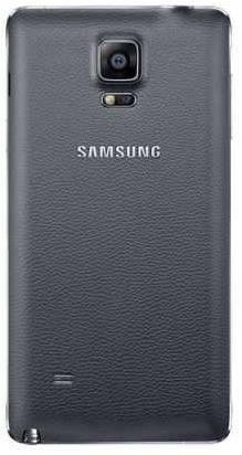Накладка Samsung для Samsung Galaxy Note 4 N910H Black (EF-ON910SCEGRU)