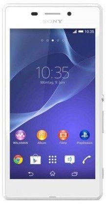 Мобильный телефон Sony Xperia M2 Aqua D2403 White