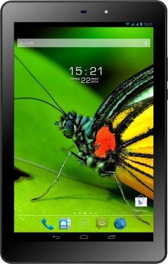 Планшет Fly Flylife Connect 10.1 3G 2 Black