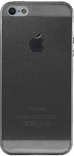 Чехол Remax 0.2mm iPhone 5 Black