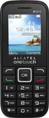 Мобильный телефон Alcatel One Touch 1042D Black