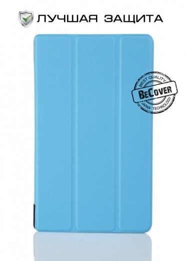 Чехол-книжка BeCover Smart Case для Asus ZenPad 8 Z380 Blue