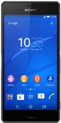 Мобильный телефон Sony Xperia Z3 D6603 Black