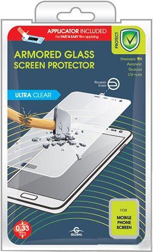 Защитное стекло Global Shield TGA для Samsung G850F Galaxy Alpha (1283126466298)