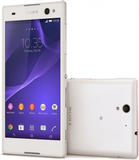 Мобильный телефон Sony Xperia C3 D2502 White