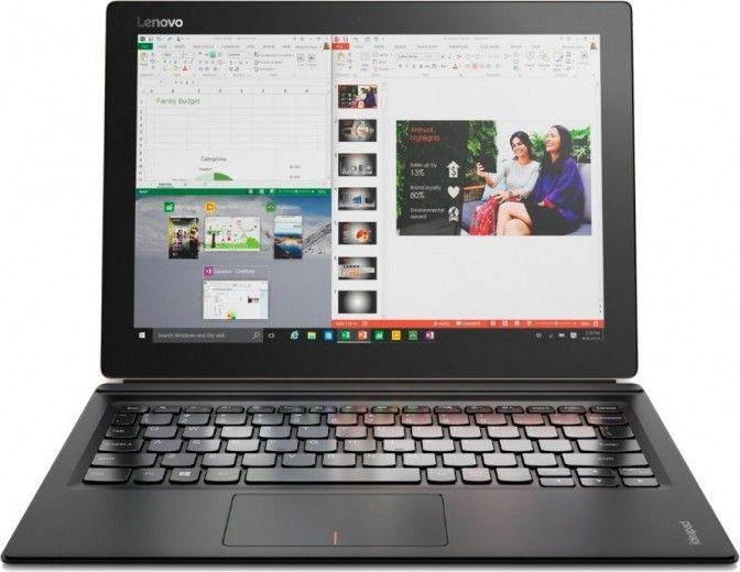 Ноутбук Lenovo IdeaPad Miix 700 Black (80QL00CFUA)
