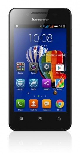 Мобильный телефон Lenovo A319 White