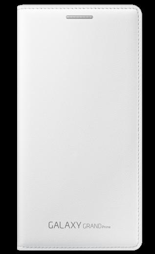 Чехол Samsung Flip Wallet для Samsung Galaxy Grand Prime White (EF-WG530BWEGRU)