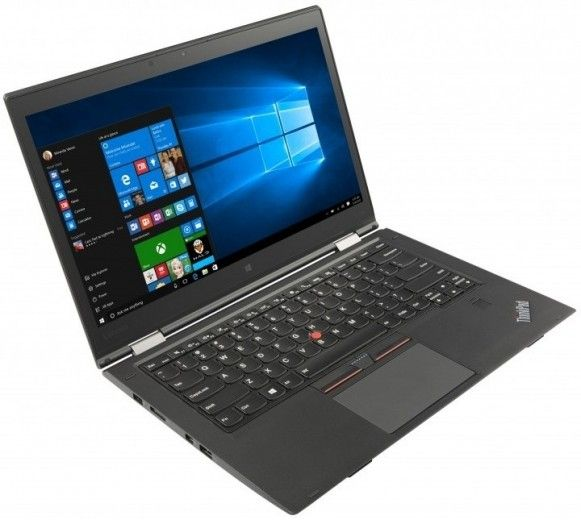Ноутбук LENOVO ThinkPad Yoga X1 (20FQS02L00)