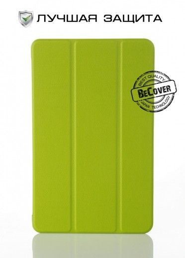 Чехол-книжка BeCover Smart Case для Samsung Tab E 9.6 T560/T561 Green