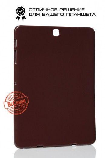 Силиконовый чехол BeCover для Samsung Tab S2 9.7 T810/T815 Brown