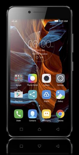 Мобильный телефон Lenovo Vibe K5 (A6020a46) Plus Grey