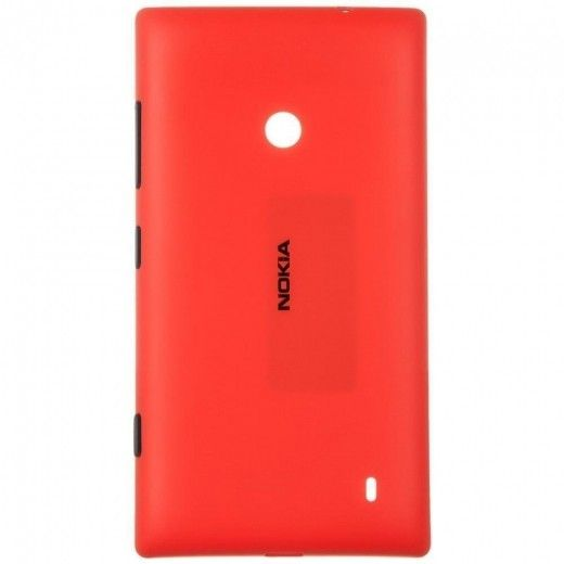Панель Nokia CC-3068 Shell for Lumia 520 Red