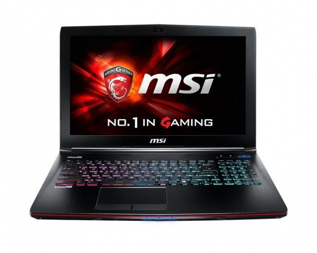 Ноутбук MSI GE62 2QL Apache (GE622QL-639XUA)