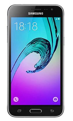 Смартфон Samsung Galaxy J3 (2016) Black (SM-J320HZKDSEK)