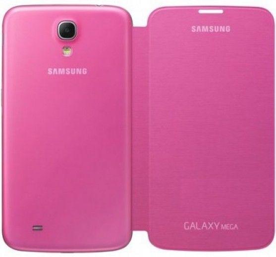 Чехол-книга Samsung для Galaxy Mega 6.3 I9200 Pink (EF-FI920BPEGWW)