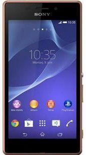 Мобильный телефон Sony Xperia M2 Aqua D2403 Copper