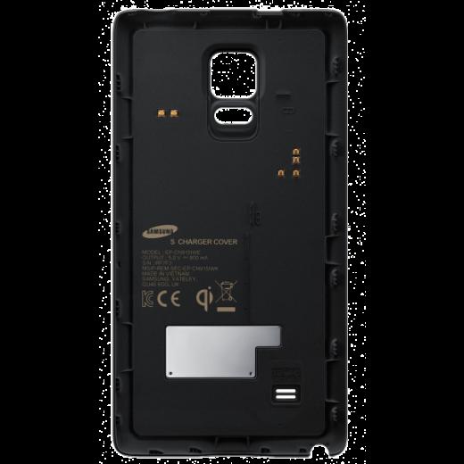 Задняя крышка Samsung Charger Cover EP-CN915IBRGRU Black для Galaxy Note Edge