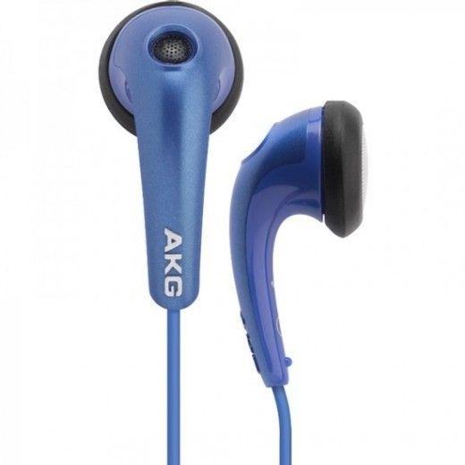 Навушники AKG Y15 Blue (Y15BLU)