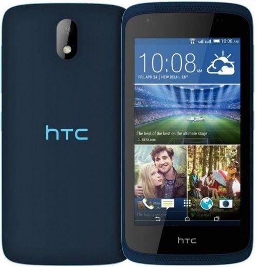 Смартфон HTC Desire 326G Blue