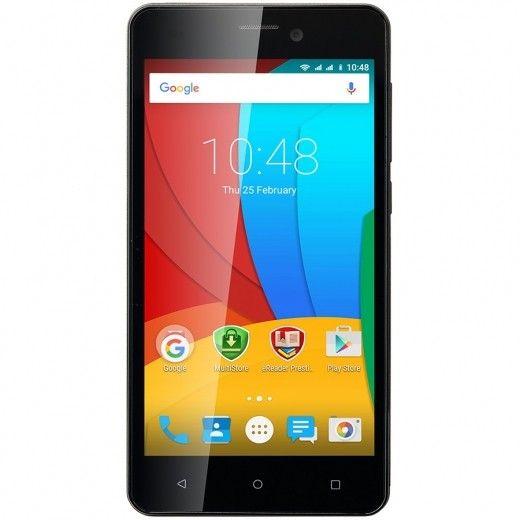 Мобильный телефон Prestigio 5502 Muze A5 Dual Metal