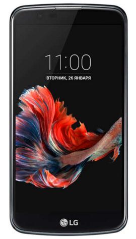 Мобильный телефон LG K410 K10 Blue (LGK410.ACISKU)