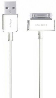 Кабель синхронизации Samsung ECC1DPОUBE Galaxy Tab White