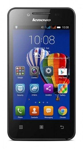 Мобильный телефон Lenovo A319 Black