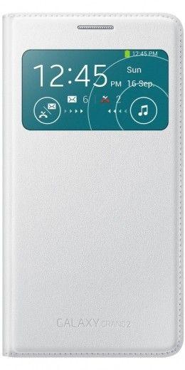 Чехол Samsung EF-CG710BWEGRU White для Galaxy Grand 2